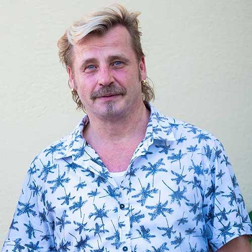 Christian Humburger, Inhaber Christian`s Hair-Design