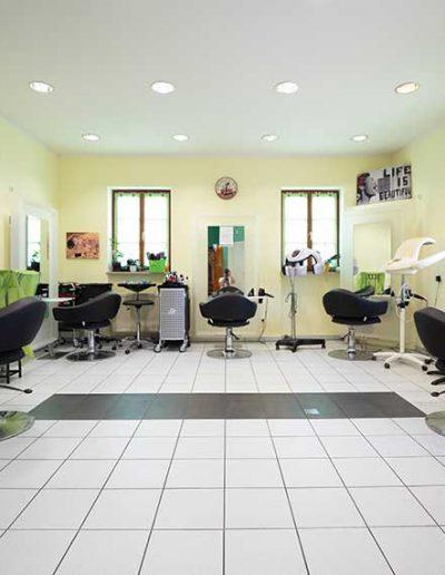 Innenansicht Christian´s Hair-Design in Schweitenkirchen