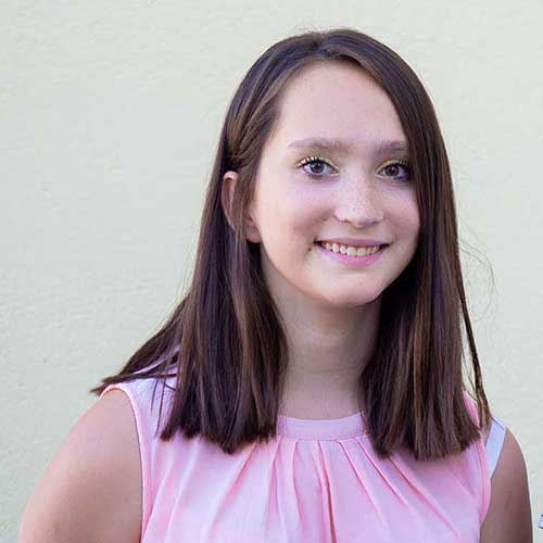 Ciara, Auszubildende 2. Lehrjahr